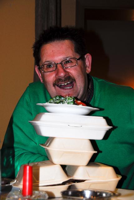 Zum Vergrößern bitte das Bild anklicken Weihnachtsfeier 2011