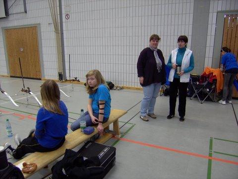 Zum Vergrößern bitte das Bild anklicken Kreismeisterschaft Halle 2012