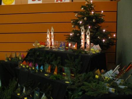 Zum Vergrößern bitte das Bild anklicken Adventturnier in Zierenberg 2013