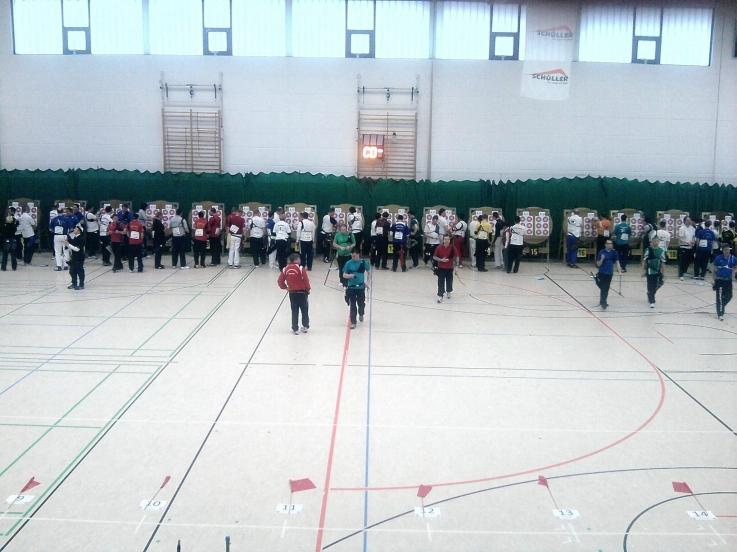 Zum Vergrößern bitte das Bild anklicken DM Halle 2010