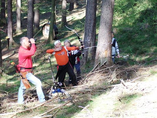 Zum Vergrößern bitte das Bild anklicken Gaumeisterschaft Feld 2007