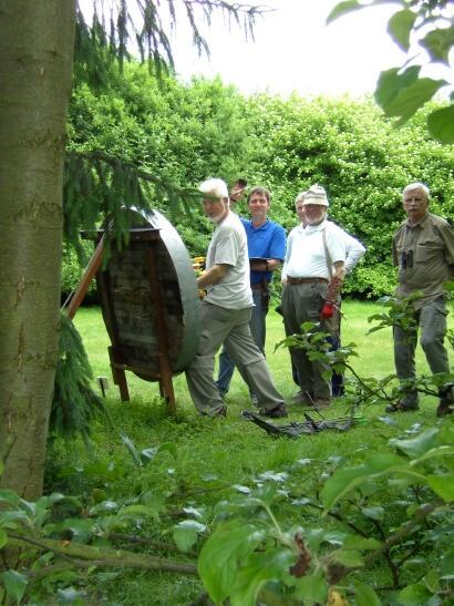 Zum Vergrößern bitte das Bild anklicken Gaumeisterschaft Feld 2009