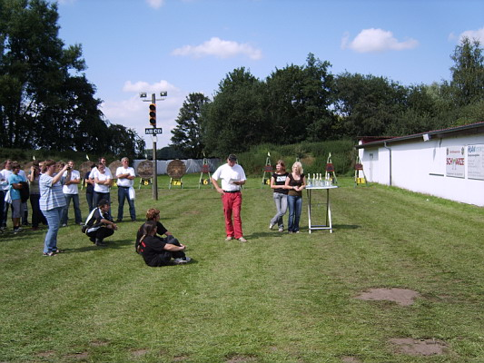 Zum Vergrößern bitte das Bild anklicken Hunteburg