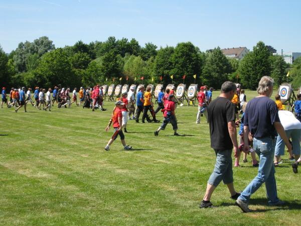 Zum Vergrößern bitte das Bild anklicken Kassel Cup 2010