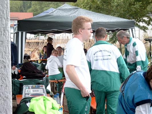 Zum Vergrößern bitte das Bild anklicken Kreismeisterschaft FITA 2007