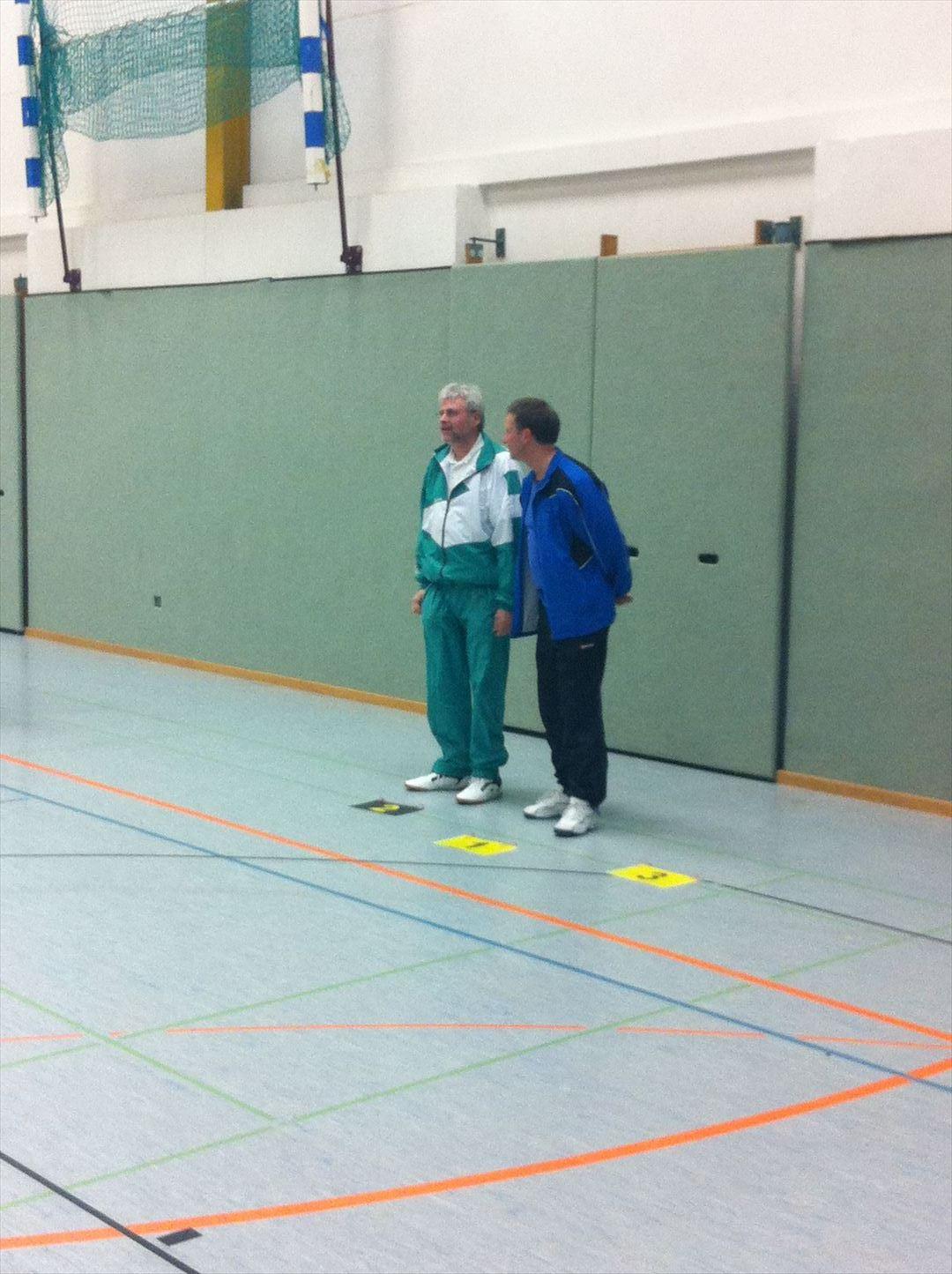 Zum Vergrößern bitte das Bild anklicken Kreismeisterschaft Halle 2014