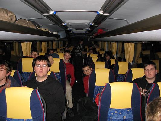 Zum Vergrößern bitte das Bild anklicken Kreisjugendfahrt 2008