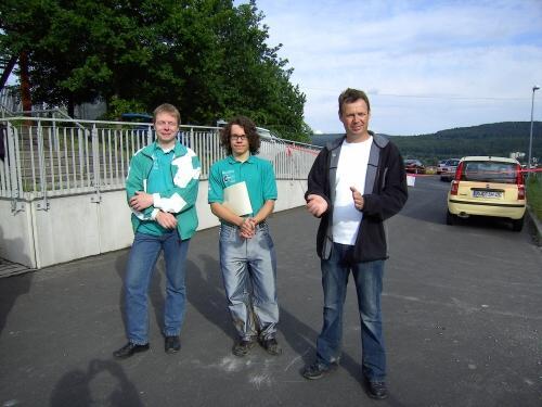 Zum Vergrößern bitte das Bild anklicken Landesmeisterschaft Feld 2009