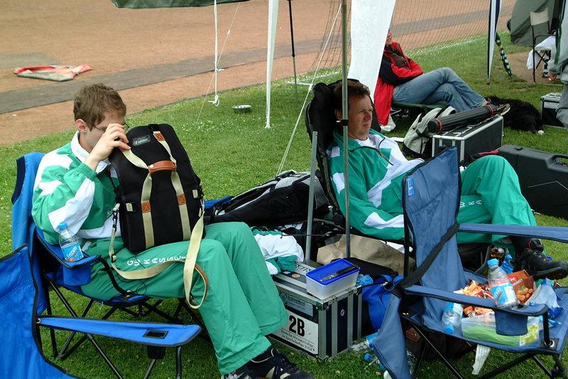 Zum Vergrößern bitte das Bild anklicken Landesmeisterschaft FITA 2009