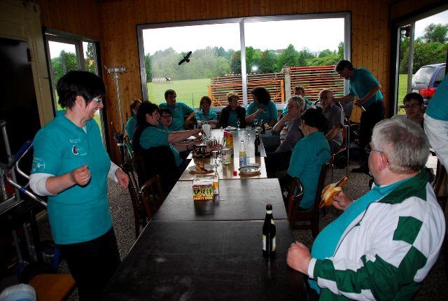 Zum Vergrößern bitte das Bild anklicken Landesmeisterschaft Fita 2013