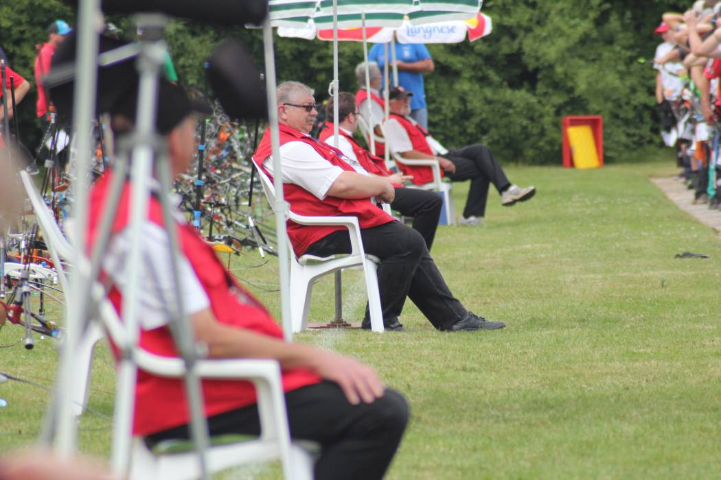 Zum Vergrößern bitte das Bild anklicken Landesmeisterschaft Fita 2014