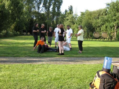Zum Vergrößern bitte das Bild anklicken Steinertseeturnier 2009
